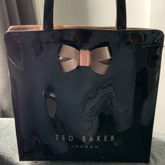 b27f7b2317a Ted Baker London Bags | Ted Baker Large Almacon Bow Detail Icon Tote ...